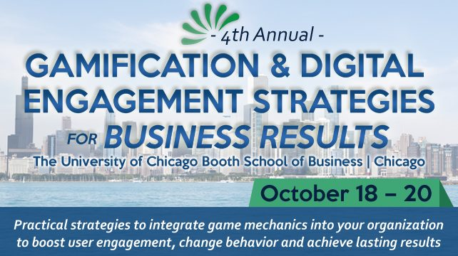 4th Annual Gamification & Digital Engagement Strategies for Business Results