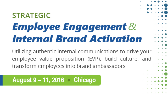 Strategic Employee Engagement & Internal Brand Activation