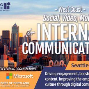 Social Video Mobile for Internal Communications Seattle