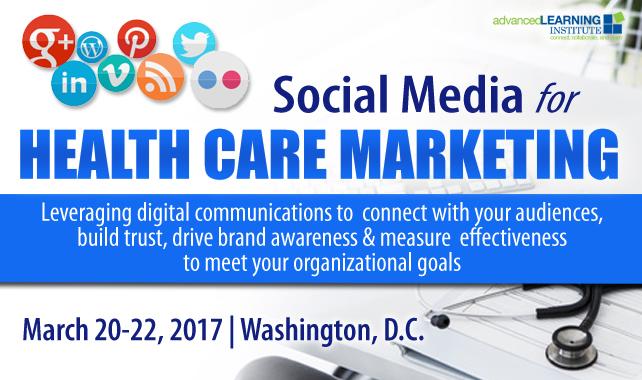 Social Media for Health Care Marketing