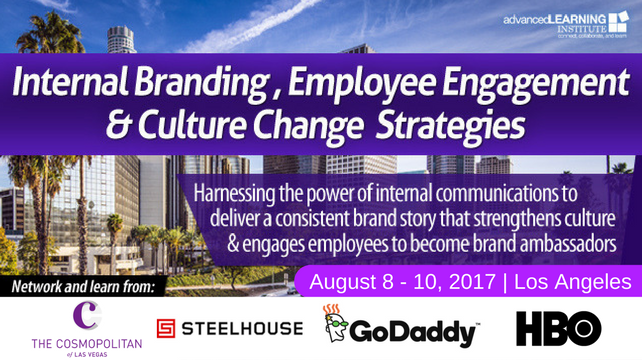 internal branding employee engagement and culture change strategies