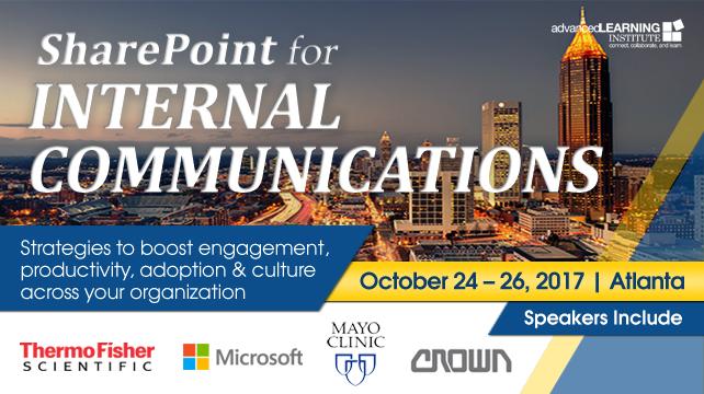SharePoint for Internal Communications | Atlanta
