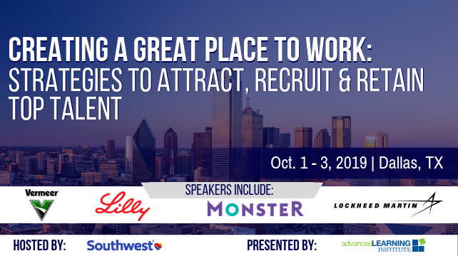 Creating a Great Place to Work | Dallas