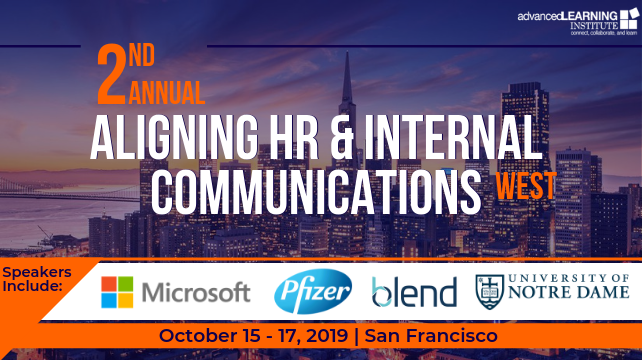 2nd Annual Aligning HR & Internal Communications