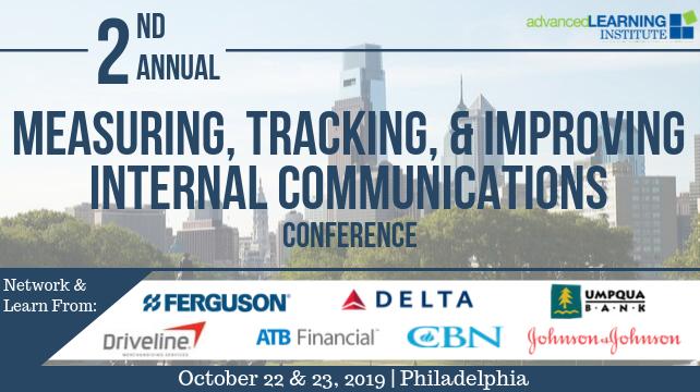 Measuring Tracking Improving Internal Communications