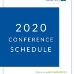 2020 conferences